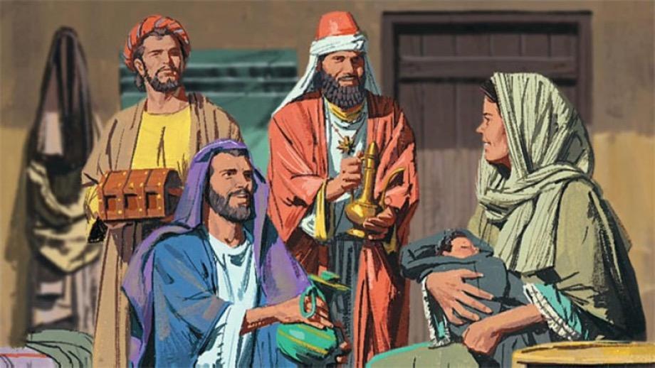 Картинки царя ирода на рождество
